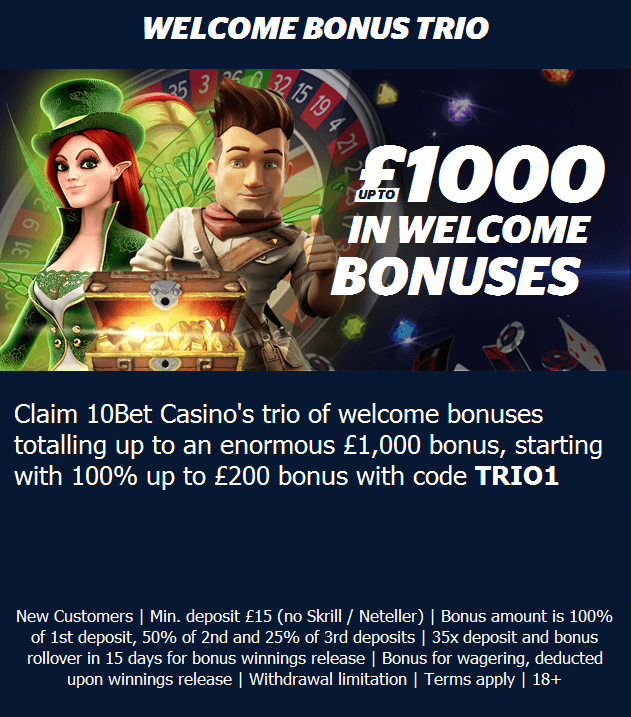 online casino uk list