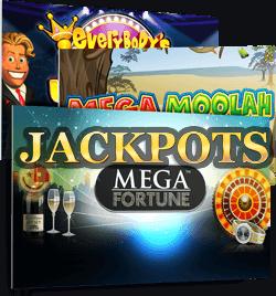 3 jackpots