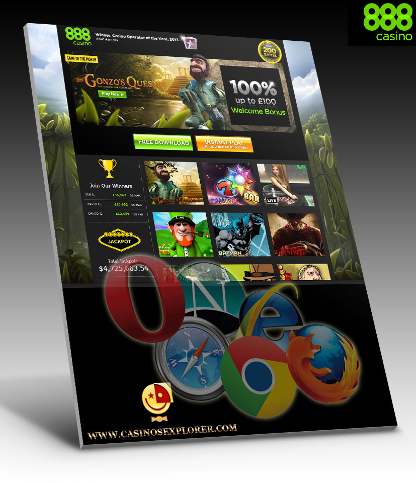 No download online casinos