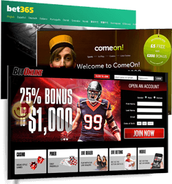 Betting Bonus Sign Up