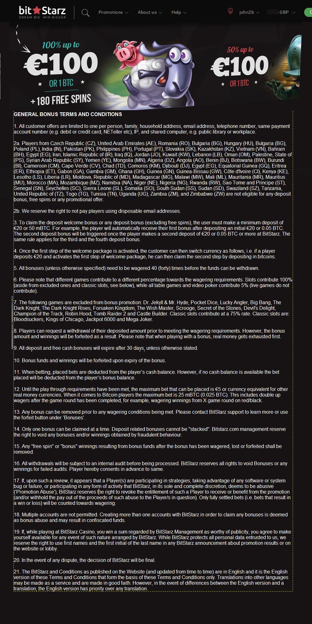 Bitstarz The Values Of Bitcoin