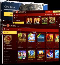 Box24 Casino Instant Play