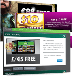 best online casino offers no deposit faust