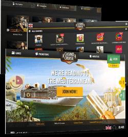 cruise screens