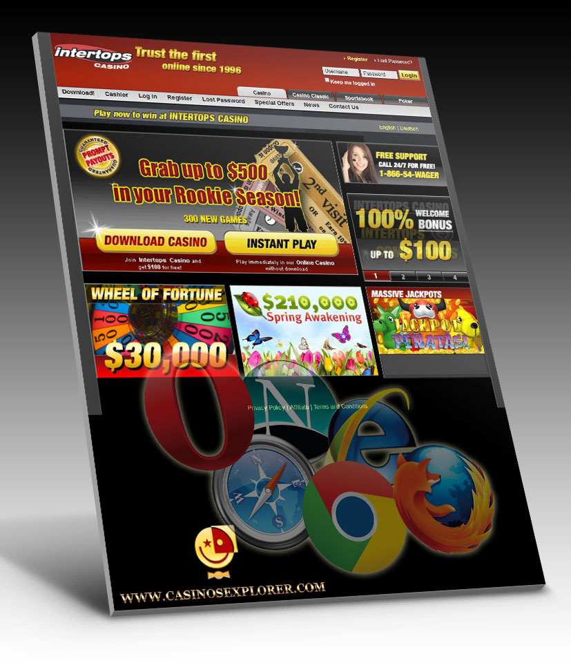 casino mac games