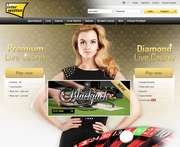 Interwetten Casino Review
