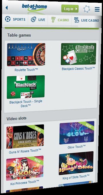 Mobile Casino Online - Best Mobile Casinos