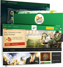 Mr Green screenshots