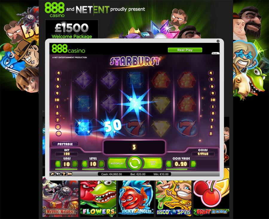 Net Entertainment Casino