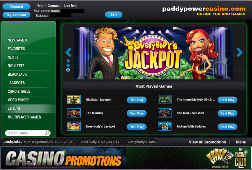 paddy power casino live chat