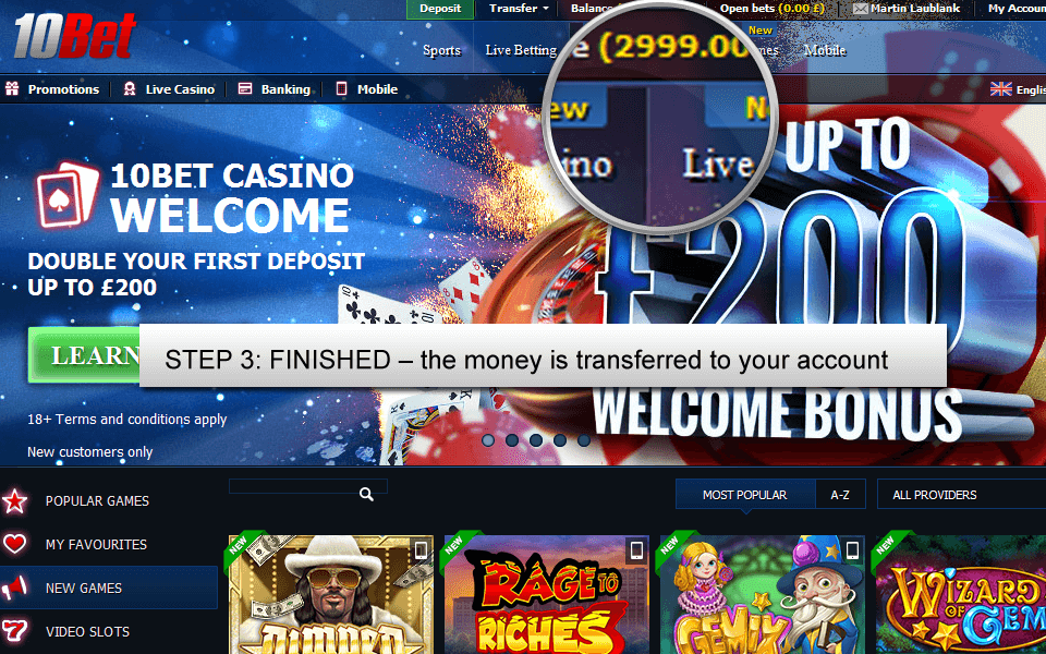 what online casinos take paypal